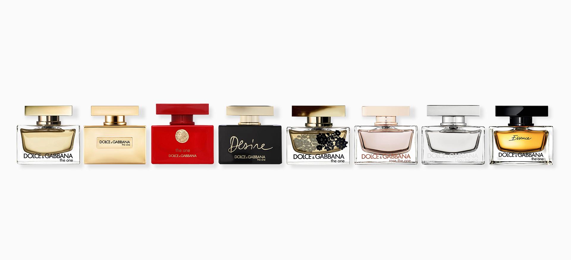 Dolce & Gabbana Parfums - LUTZ HERRMANN Design - Hamburg