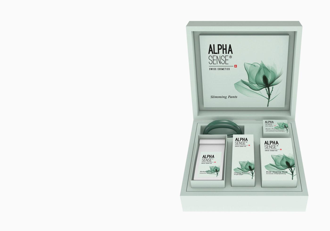 LHD - ALPHA SENSE